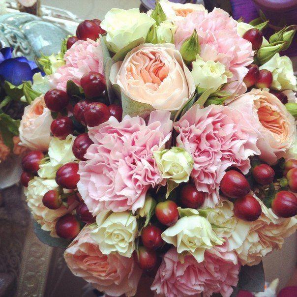 Фото 4628629 в коллекции Свадьбы. Архив. Букеты - Студия цветов El Fleurs