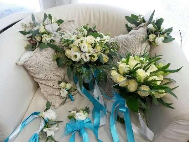 Фото 4628645 в коллекции Свадьбы. Архив. Букеты - Студия цветов El Fleurs