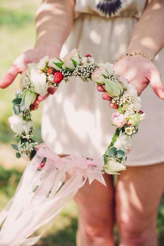 Фото 4628719 в коллекции Свадьбы. Архив. Букеты - Студия цветов El Fleurs