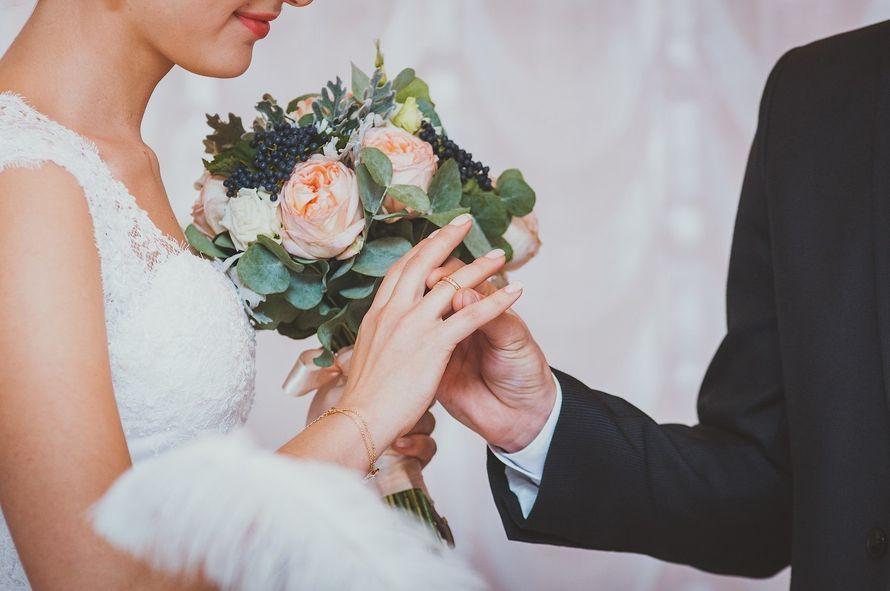 Фото 4628739 в коллекции Свадьбы. Архив. Букеты - Студия цветов El Fleurs