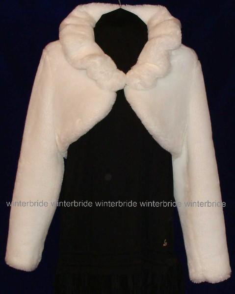 """Фото 838413 в коллекции Свадебные шубки на прокат - """"SELENA"""" - Свадебные платья и аксессуары"""