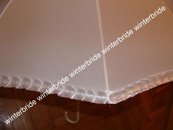 """Фото 838457 в коллекции Зонтики - """"SELENA"""" - Свадебные платья и аксессуары"""