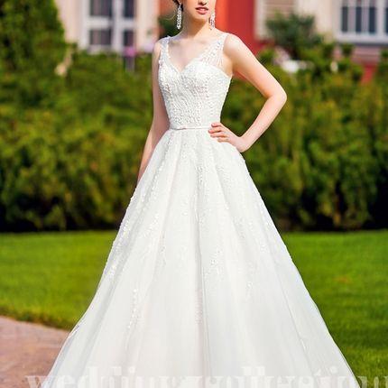 Свадебное платье Эдда от Ирины Люкс