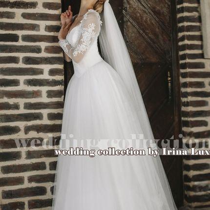 Свадебное платье Виола от Ирина Люкс