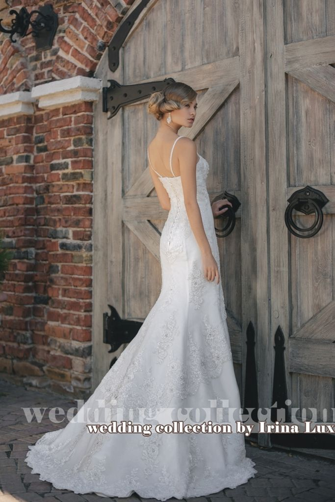 Свадебное платье Анфиса №1 от Ирина Люкс