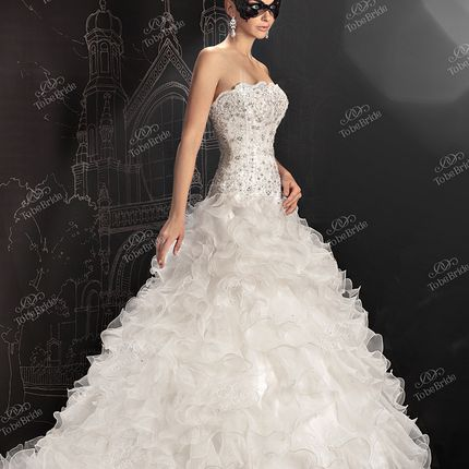 Свадебное платье To be bride KP0095