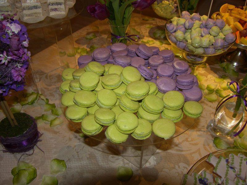 фиолетовый. сиреневый, зеленый, оформление - фото 10438376 Невеста01