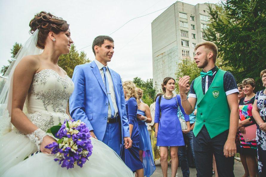 Фото 7038958 в коллекции 28.08 Свадьба Артема и Кристины ! - Ведущий шоумэн Евгений Строкин