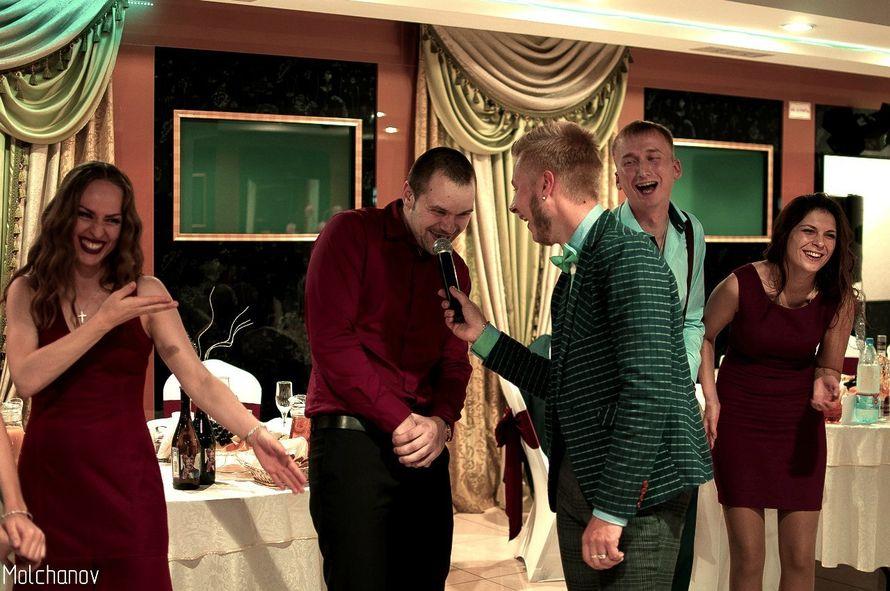 Фото 7189996 в коллекции 19.09 ! Свадьба Игоря и Натальи !! - Ведущий шоумэн Евгений Строкин