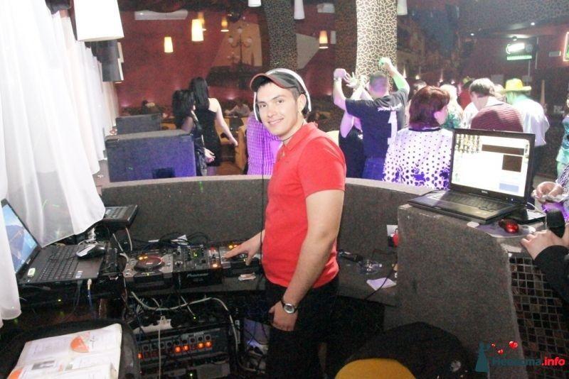 """клуб """"Ностальжи"""" - фото 336681 DJ Slavin"""