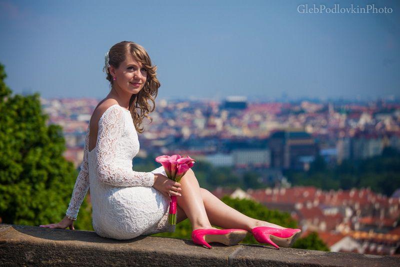 Фото 1387873 в коллекции Свадьбы в Чехии с Asty Travel 2013 - Asty Travel - свадьбы в Чехии