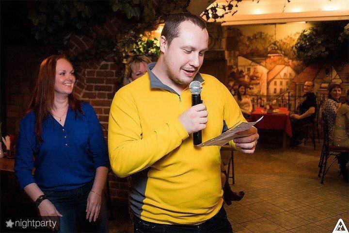 Наши таланты!!))) - фото 4718497 Ведущий Александр и DJ Владимир
