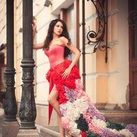 День красоты дизайнера Ольги Маляровой  Фотограф Андрей Ерастов