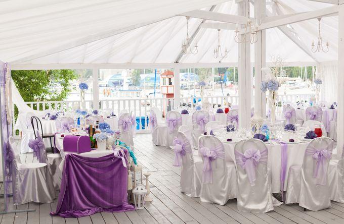 """Свадьба в яхт-клубе-ресторан DonDavid: фото 1267701 - Яхт-клуб-ресторан """"Дон Давид"""""""