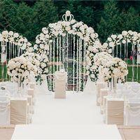 #Оформление #выездной #регистрации - #арка, #столик, #цветы  т. 8-928-7-590-590