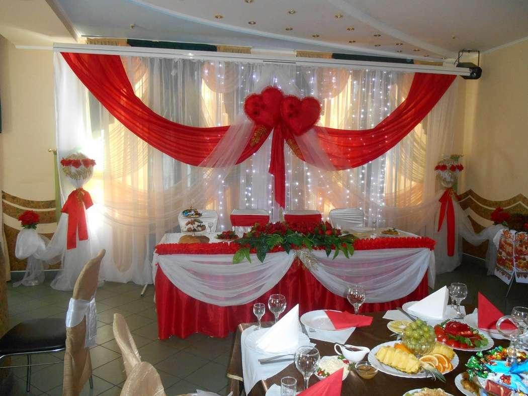 Фото 4833051 в коллекции Свадьба в красном цвете - Декорация - организация и оформление свадеб