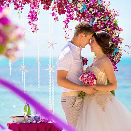 Свадьба в Тайланде на острове Самуи, Пхукет
