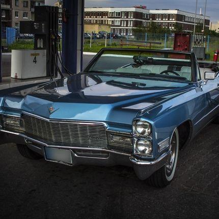 Cadillac Deville 1968