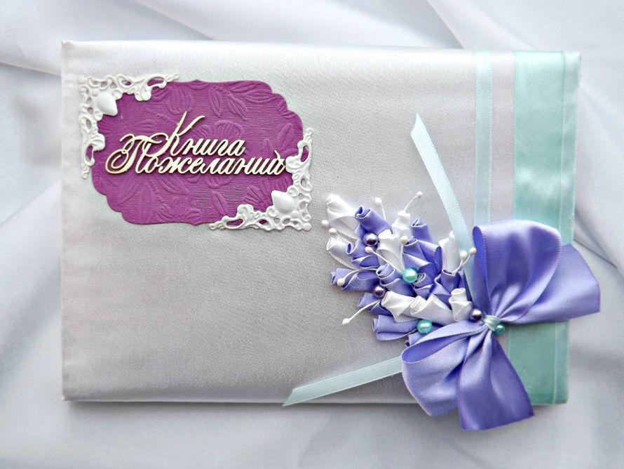 Фото 4871105 в коллекции Книги пожеланий - Мастерская свадебных аксессуаров Лилии Бергер