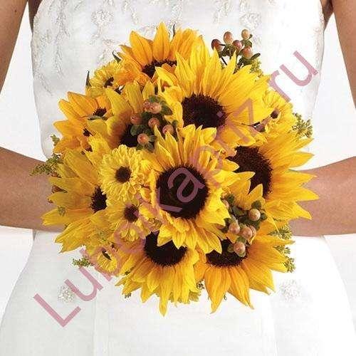 Фото 4905457 в коллекции Букеты невесты - Салон цветов Любой Каприз