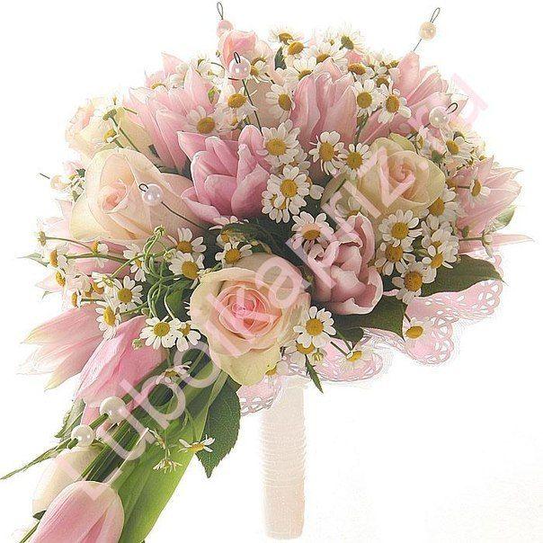 Фото 4905563 в коллекции Букеты невесты - Салон цветов Любой Каприз