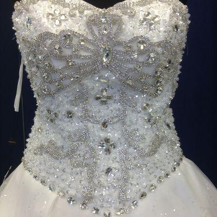 Свадебное платье Рамина
