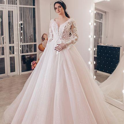 Блестящее платье Шарлотта