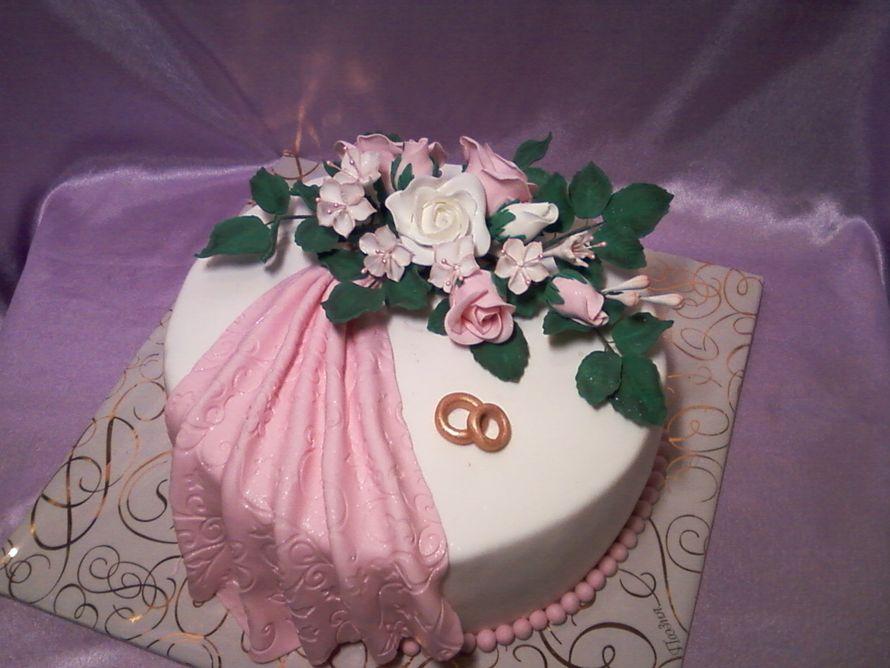 Фото свадебный торт в воронеже