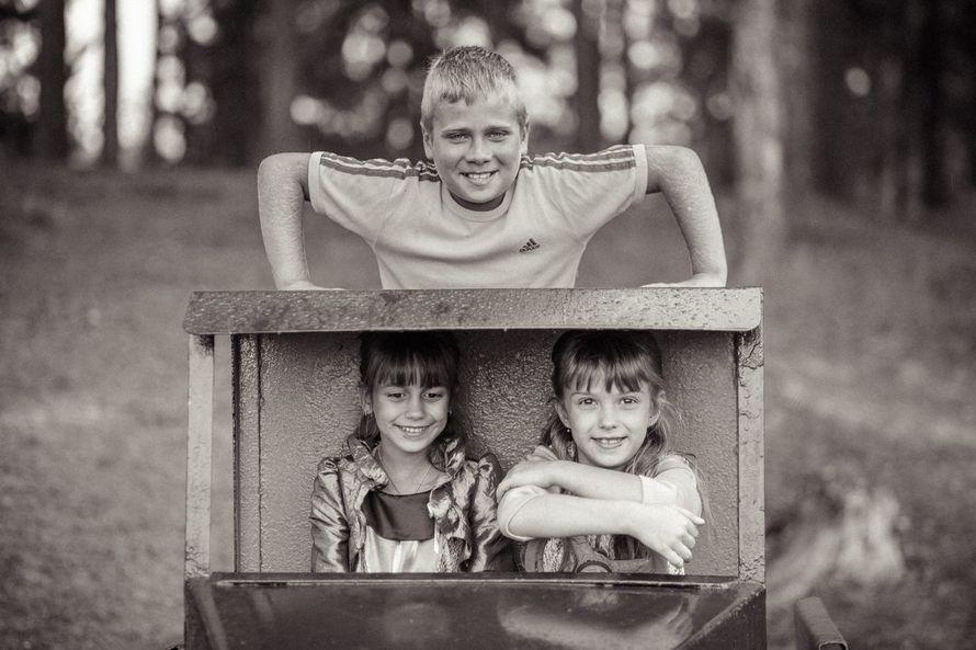 Фото 7446170 в коллекции Дети и семья - Фотограф Владимир Донченко