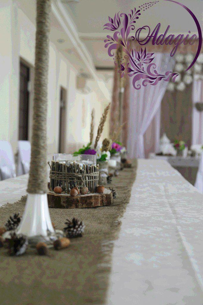"""Фото 4916535 в коллекции Свадьба в стиле rustic - """"Adagio"""" - свадебный декор"""