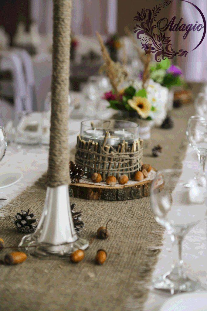 """Фото 4916549 в коллекции Свадьба в стиле rustic - """"Adagio"""" - свадебный декор"""