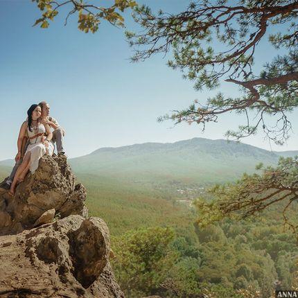 """Фотосъёмка Love story - пакет """"Романтик"""", до 5 часов"""