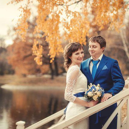 """Фотосъёмка свадебный пакет """"Премиум"""""""