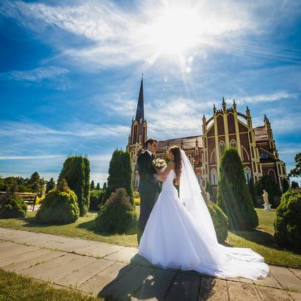 Фотосъемка от сборов невесты и до первого танца