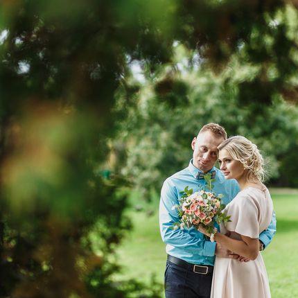 Свадебная фотосъемка полного дня