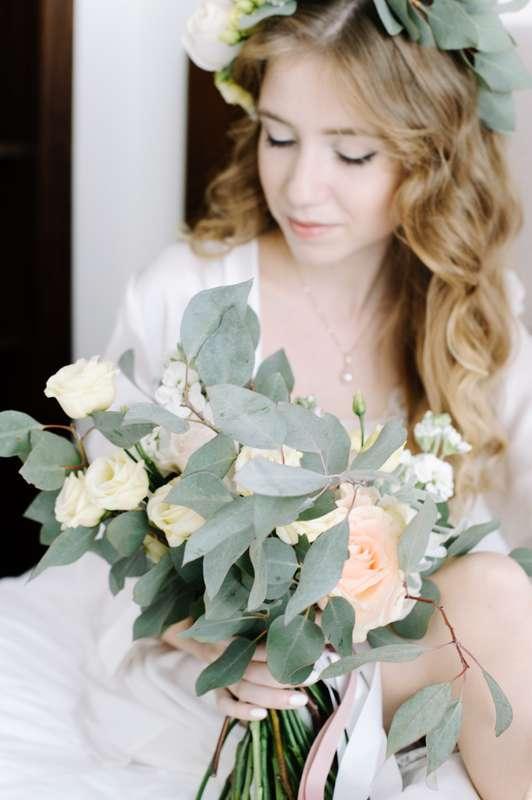 """Фото 16269510 в коллекции Портфолио - Свадебная студия """"Bloom bride"""""""