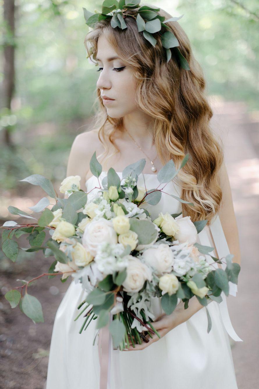 """Фото 16269520 в коллекции Портфолио - Свадебная студия """"Bloom bride"""""""