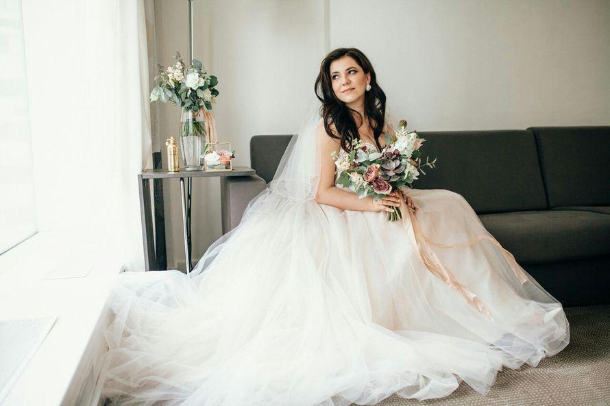 """Фото 17802928 в коллекции Портфолио - Свадебная студия """"Bloom bride"""""""