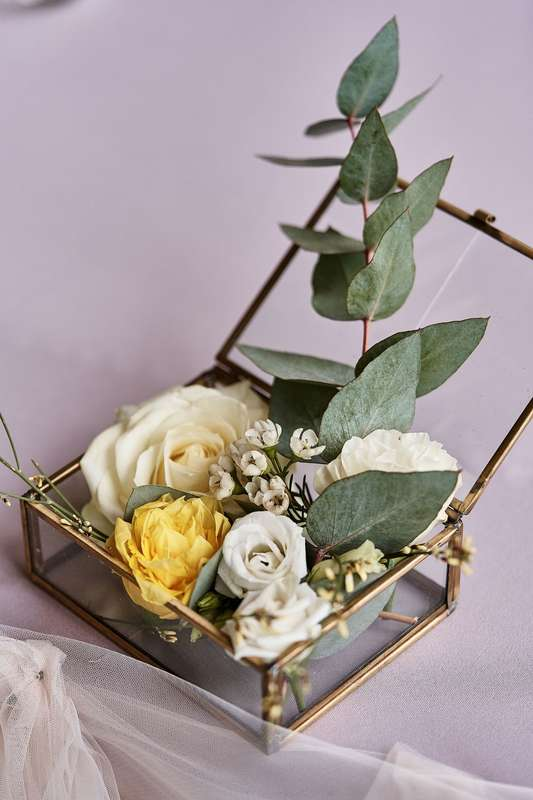 """Фото 18826986 в коллекции Портфолио - Свадебная студия """"Bloom bride"""""""