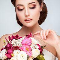 макияж, прическа, образ - Элла Бугарь  фото - Natalia Schwarz  модель - Ангелина  цветы -