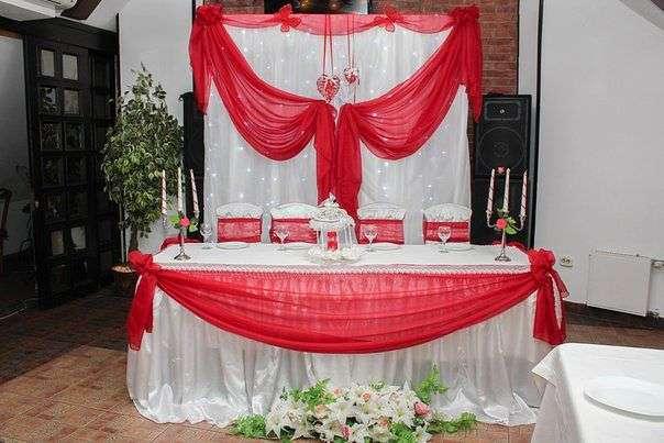 Фото 4986395 в коллекции Страсть и роскошь красной свадьбы - Салон Желаний