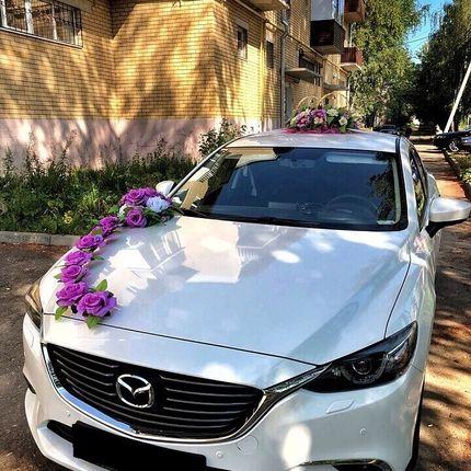 Автомобиль Mazda 6 в аренду