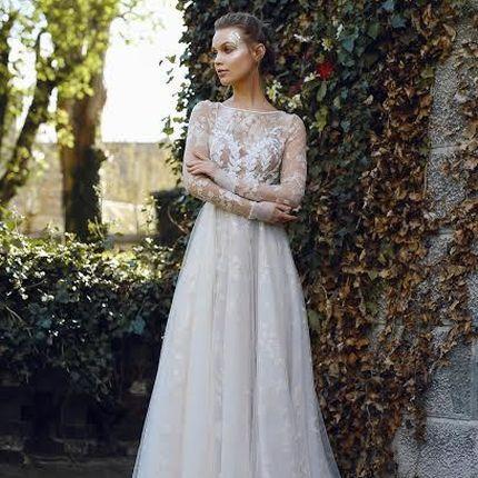 Свадебное платье Ilayn