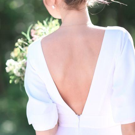 """Свадебное платье """"Бриз"""""""