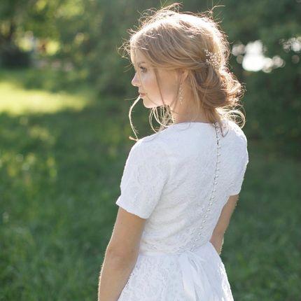 Свадебное платье Нефритовая мечта