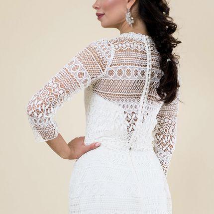 Свадебное платье Дипа