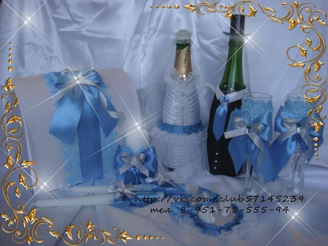 Свадебные аксессуары своими руками мастер