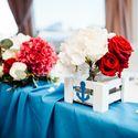 Морская свадьба / Свадьба в морском стиле / Свадебное оформление в морском стиле