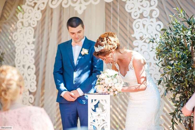 Фото 17115704 в коллекции Свадебное - Ведущая Анастасия Трубович