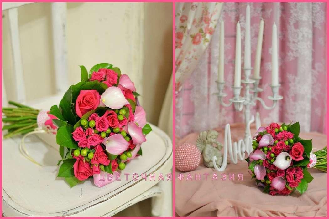 Фото 6818686 в коллекции Букет невесты - Цветочная Фантазия - Цветы и Декор
